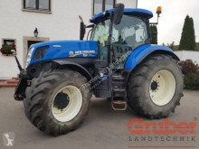 New Holland T7.220 AC farm tractor