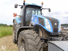 Traktor New Holland T 8.360 Auto Command ojazdený