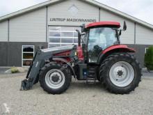 Tractor agrícola Case IH Maxxum 115 med frontlæsser og affedert kabine usado