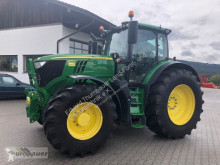 Tractor agrícola John Deere 6195R usado