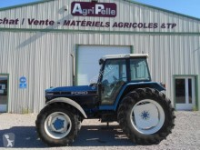 Tracteur agricole Ford 7840 Powerstar SLE