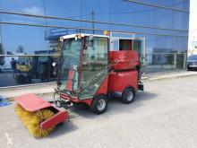 Traktor John Deere VPM 3400 sweeper + salt spreader , stiga ojazdený