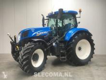 Tractor agrícola New Holland NH T7.200 AC usado