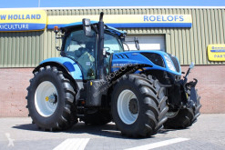 Tractor agrícola New Holland T7.245AC Stage 5 usado