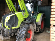 Tractor agricol Claas ARION 530 second-hand