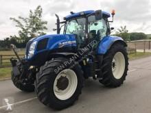 Landbrugstraktor brugt New Holland T7.185