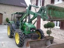 Tractor agrícola tractor antigo John Deere 3200