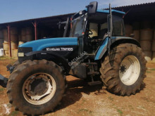 Tracteur agricole New Holland TM 165 occasion