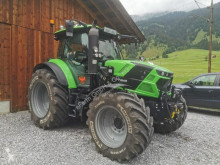 Used farm tractor Deutz-Fahr