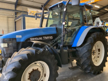 Tracteur agricole New Holland TM 115 occasion