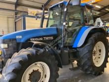 Trattore agricolo New Holland TM 115 usato