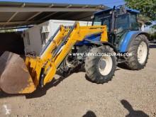 Tractor agrícola New Holland TL100 usado