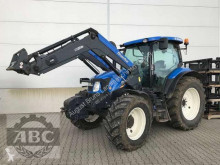 Tractor agrícola New Holland T6.140 ELECTROCOMMAN usado