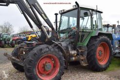 Tracteur agricole occasion Fendt 395 GTA