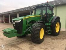 Tractor agrícola John Deere 8360R usado
