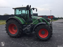 Tracteur agricole Fendt 724 occasion