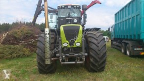 Tracteur agricole Claas Xerion 3800 ciągnik + Ahwi EC950 occasion