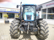 Tracteur agricole New Holland TS 125 Active Electro Command occasion