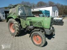 Tractor agrícola Fendt Farmer 5 S usado