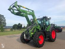 Tractor agrícola Fendt 516 S4 ProfiPlus mit Cargo Profi usado