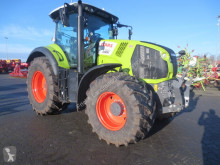 Claas AXION 800 CIS tracteur agricole occasion