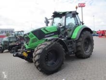 Mezőgazdasági traktor Deutz-Fahr Agrotron TTV 6215 használt