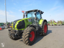 Tractor agrícola Claas AXION 810 HEXASHIFT usado