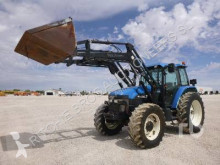 Tracteur agricole New Holland TM115