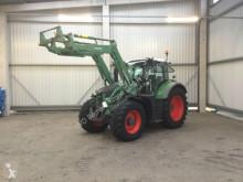 Tractor agrícola Fendt 718 Vario usado