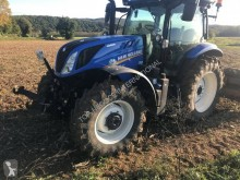 Tracteur agricole New Holland T6 - Tier 4A 155 occasion