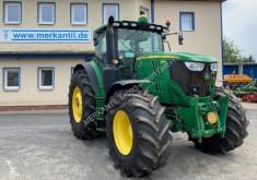 Tractor agrícola John Deere 6215 R + FZW + FH usado