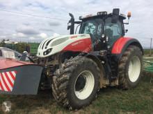 Mezőgazdasági traktor Steyr Terrus CVT 6300 használt