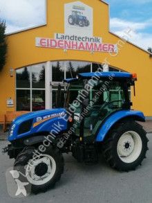 Landbrugstraktor New Holland brugt