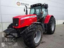 Mezőgazdasági traktor Massey Ferguson 6480 használt