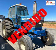 Tracteur agricole Ford TW 10