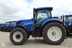 Tracteur agricole New Holland T7.245 Power Command occasion