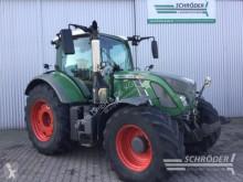 Landbrugstraktor brugt Fendt
