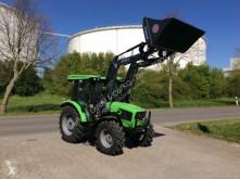 Tracteur agricole occasion Deutz-Fahr