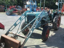 Hanomag farm tractor used