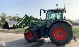 Zemědělský traktor Fendt 724 Vario S4 Profi Plus mit Frontlader použitý