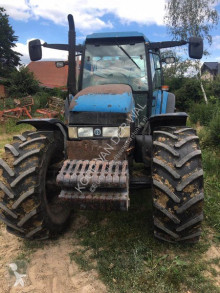 Tracteur agricole New Holland 8360 occasion