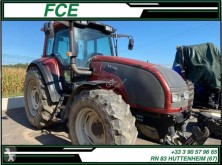 جرار زراعي Valtra T 130 *ACCIDENTE*DAMAGED*UNFALL* مستعمل