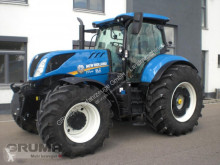 Tractor agrícola New Holland T7.245 usado