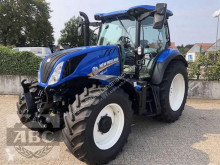 Tracteur agricole New Holland T6.125 S ELECTROCOMM
