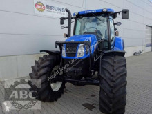 Tracteur agricole occasion New Holland T6.155 ELECTROCOMMAN
