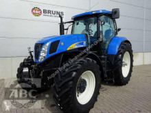 Tractor agrícola New Holland T 7030 POWERCOMMAND usado