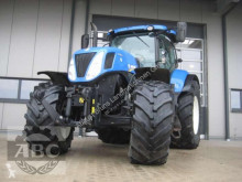 Tractor agrícola New Holland T7.270 AUTOCOMMAND usado