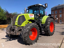 Claas Axion 810 tracteur agricole occasion