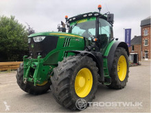 John Deere 6210 R tracteur agricole occasion