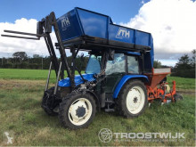 Tracteur agricole occasion New Holland TL90